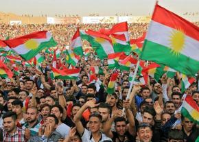Thousands demonstrate for Kurdish independence in Kirkuk