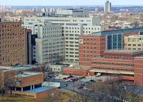 The Jacobi Medical Center in the Bronx