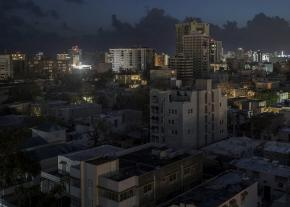 San Juan suffers through another blackout