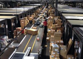 An overloaded UPS facility