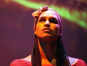 Bay Area Trans Rights and LGBTQ activist Davia Spain