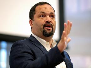 Maryland Democratic gubernatorial candidate Ben Jealous