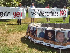 Activists demand that the Portland Trail Blazers sever their ties with the Israeli military
