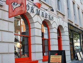 Bookmarks bookshop in London