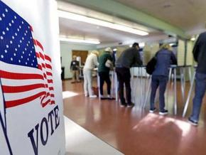Voters cast their ballots in Ohio