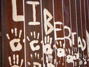 A message of defiance on the border wall