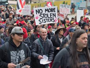 Taking to the streets in Seattle against police violence