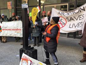We stand for choice in Chicago | SocialistWorker org