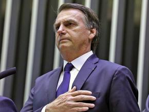 Jair Bolsonaro is sworn in as President of Brazil