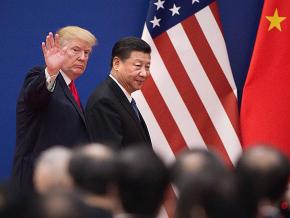 Donald Trump and Xi Jinping meet during the 2018 G20 Summit in Buenos Aires
